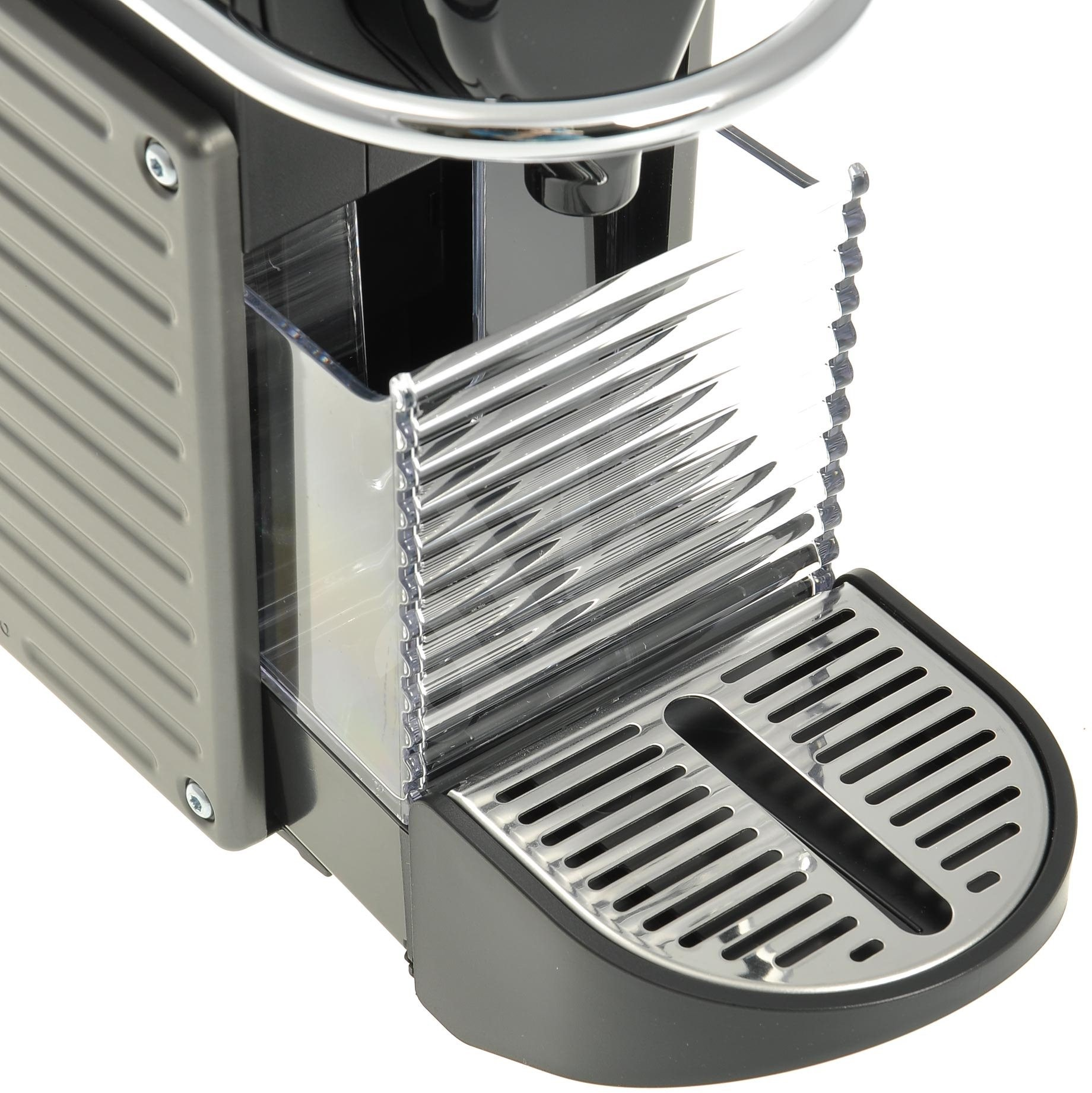 krups nespresso pixie xn300510 kapsel kaffeemaschine. Black Bedroom Furniture Sets. Home Design Ideas
