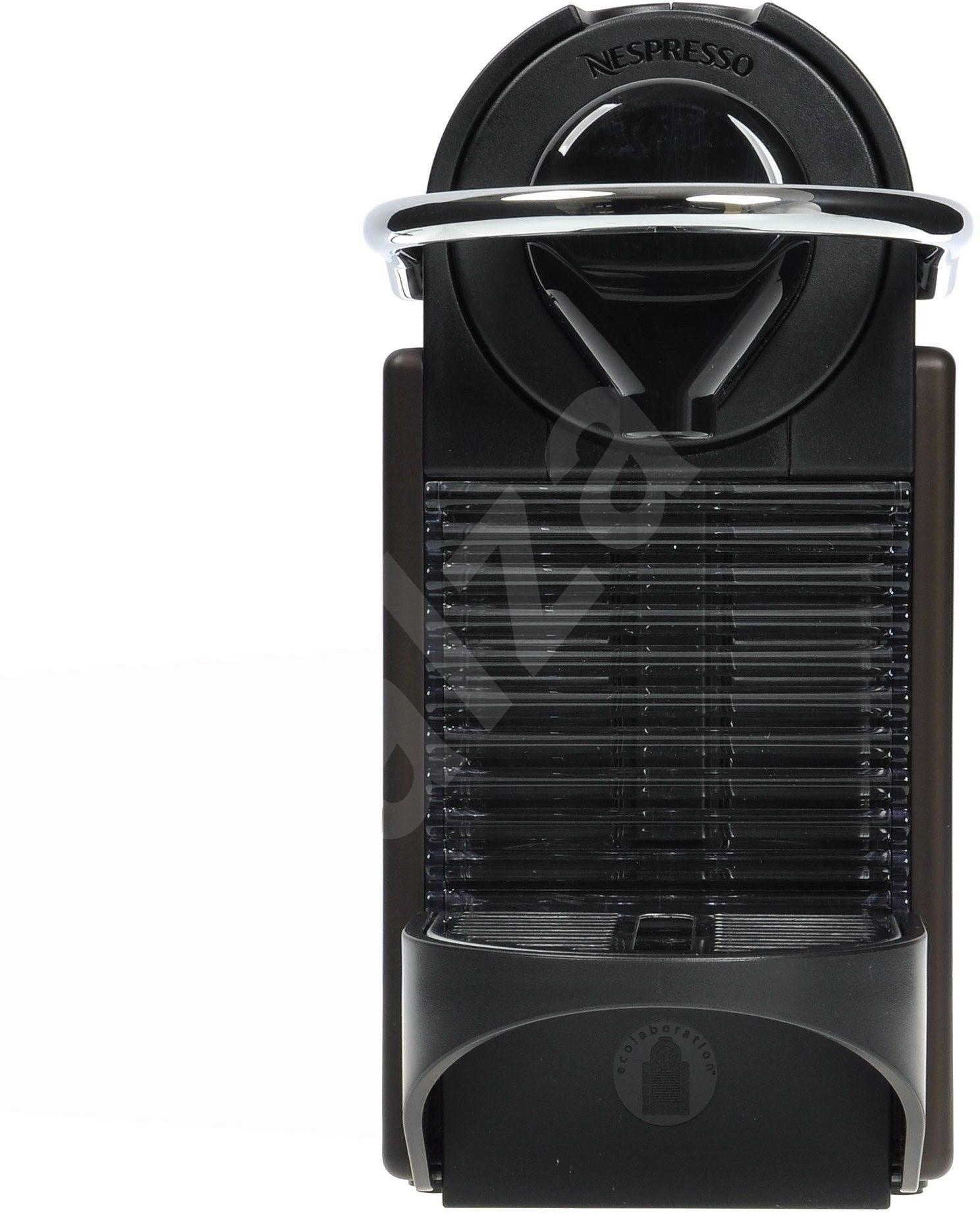 Nespresso Pixie Coffee Maker By Krups Brown : Krups Nespresso Pixie Electric Brown XN3008 - Espresso Machine Alzashop.com