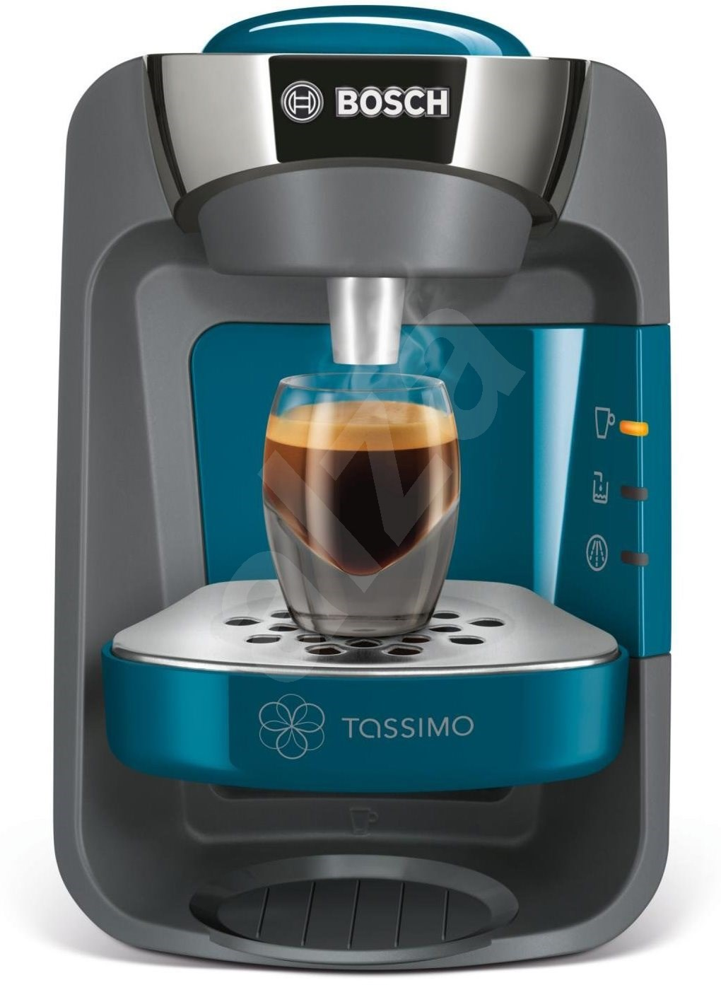 bosch tassimo tas3205 suny kapsel kaffeemaschine. Black Bedroom Furniture Sets. Home Design Ideas