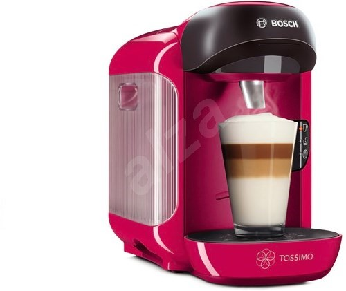 machine bosch tassimo tas1251 vivy purple capsule coffee machine. Black Bedroom Furniture Sets. Home Design Ideas
