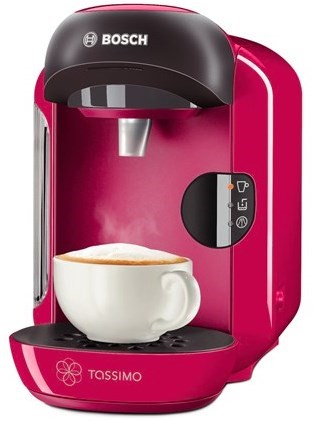 bosch tassimo tas1251 vivy lila kapsel kaffeemaschine. Black Bedroom Furniture Sets. Home Design Ideas