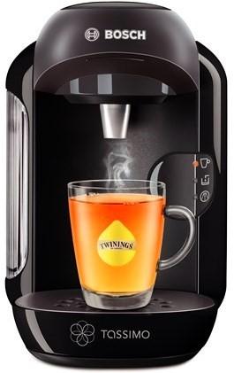 bosch tassimo tas1252 vivy black capsule coffee machine. Black Bedroom Furniture Sets. Home Design Ideas