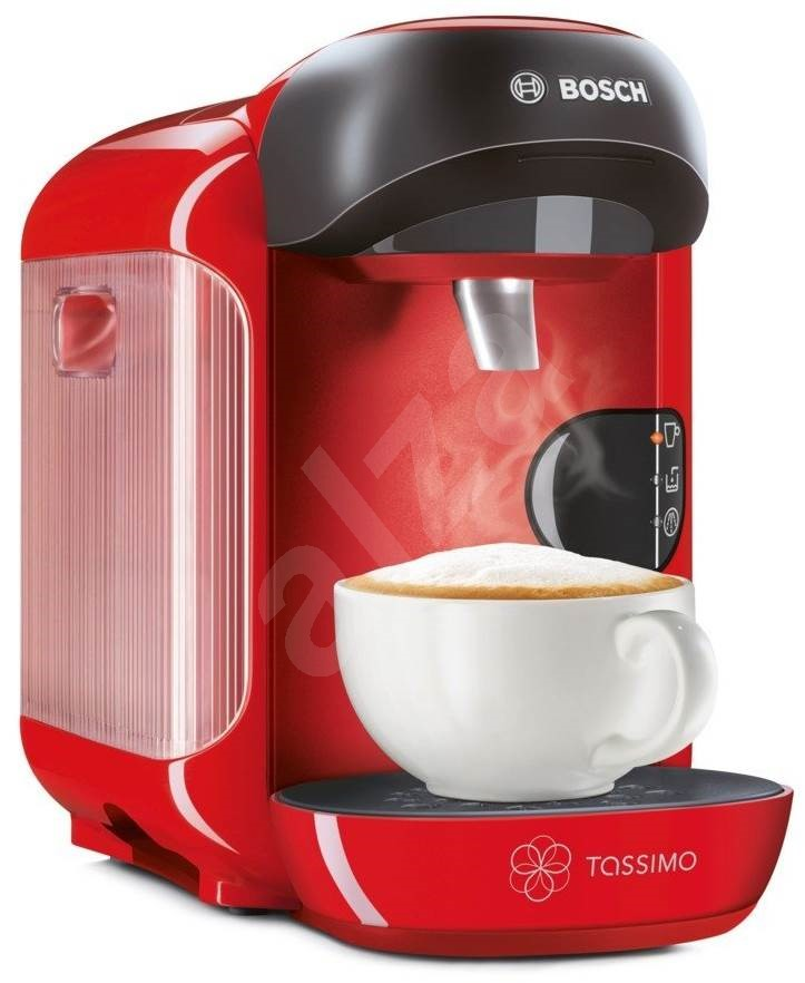bosch tassimo tas1253 vivy rot kapsel kaffeemaschine. Black Bedroom Furniture Sets. Home Design Ideas