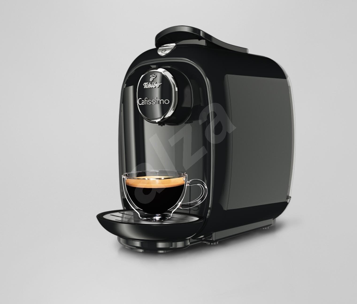 Tchibo cafissimo picco black volcano espresso machine for Picco espressomaschine