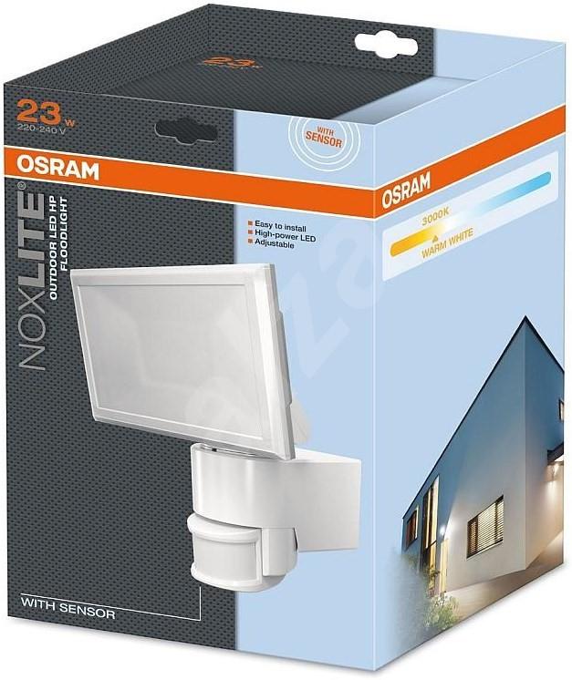 noxlite osram led floodlight 23w hp light. Black Bedroom Furniture Sets. Home Design Ideas