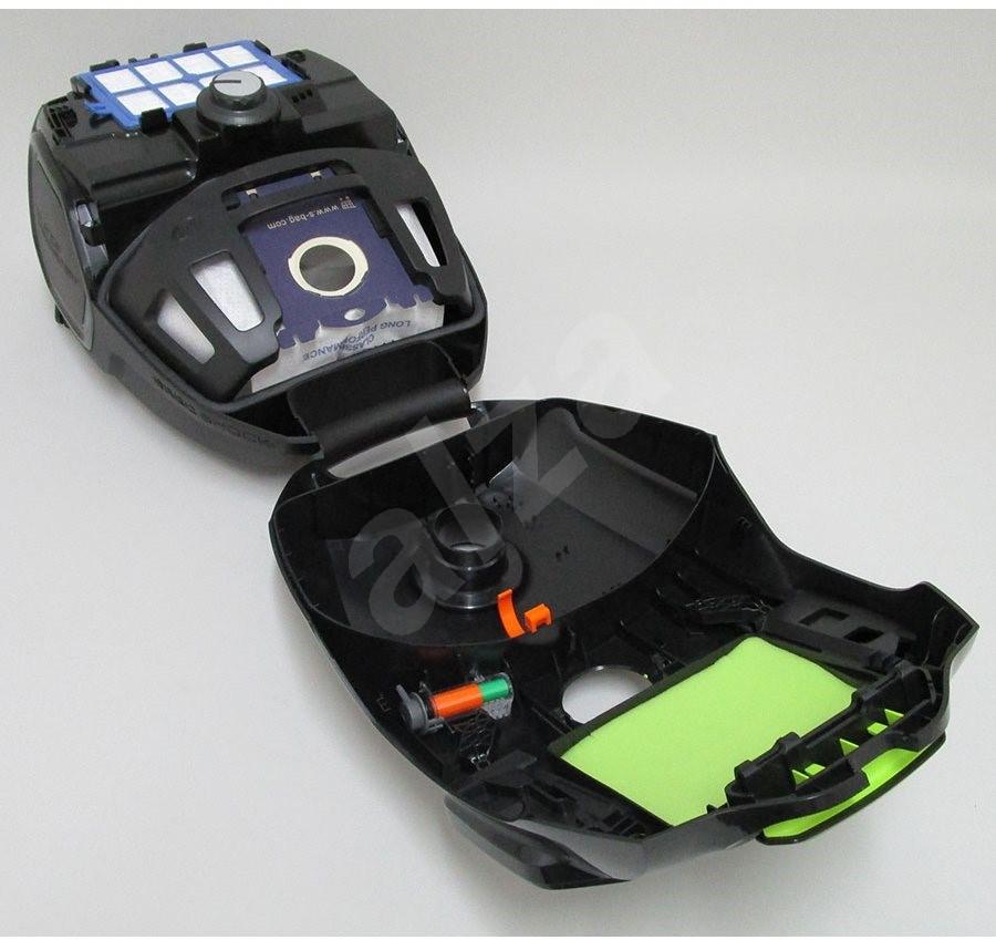 Electrolux SilentPerformer ZSPGREEN - bag vacuum cleaner | Alzashop.com
