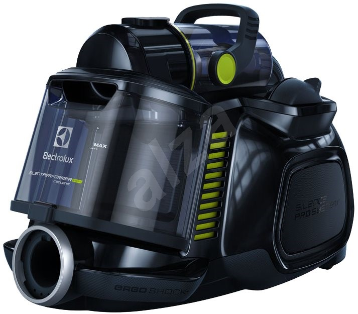 Electrolux Cyclonic ZSPCGREEN SilentPerformer - Bagless vacuum cleaner | Alzashop.com