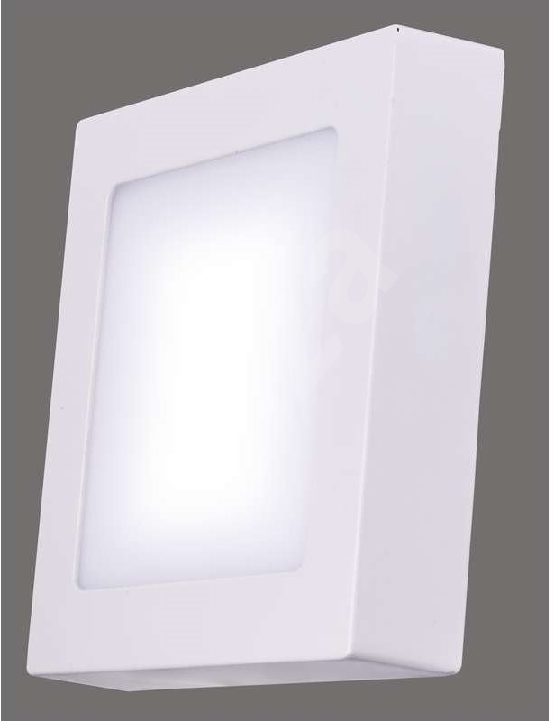 emos led panel decke mit 6w cw ip20 lcd licht. Black Bedroom Furniture Sets. Home Design Ideas