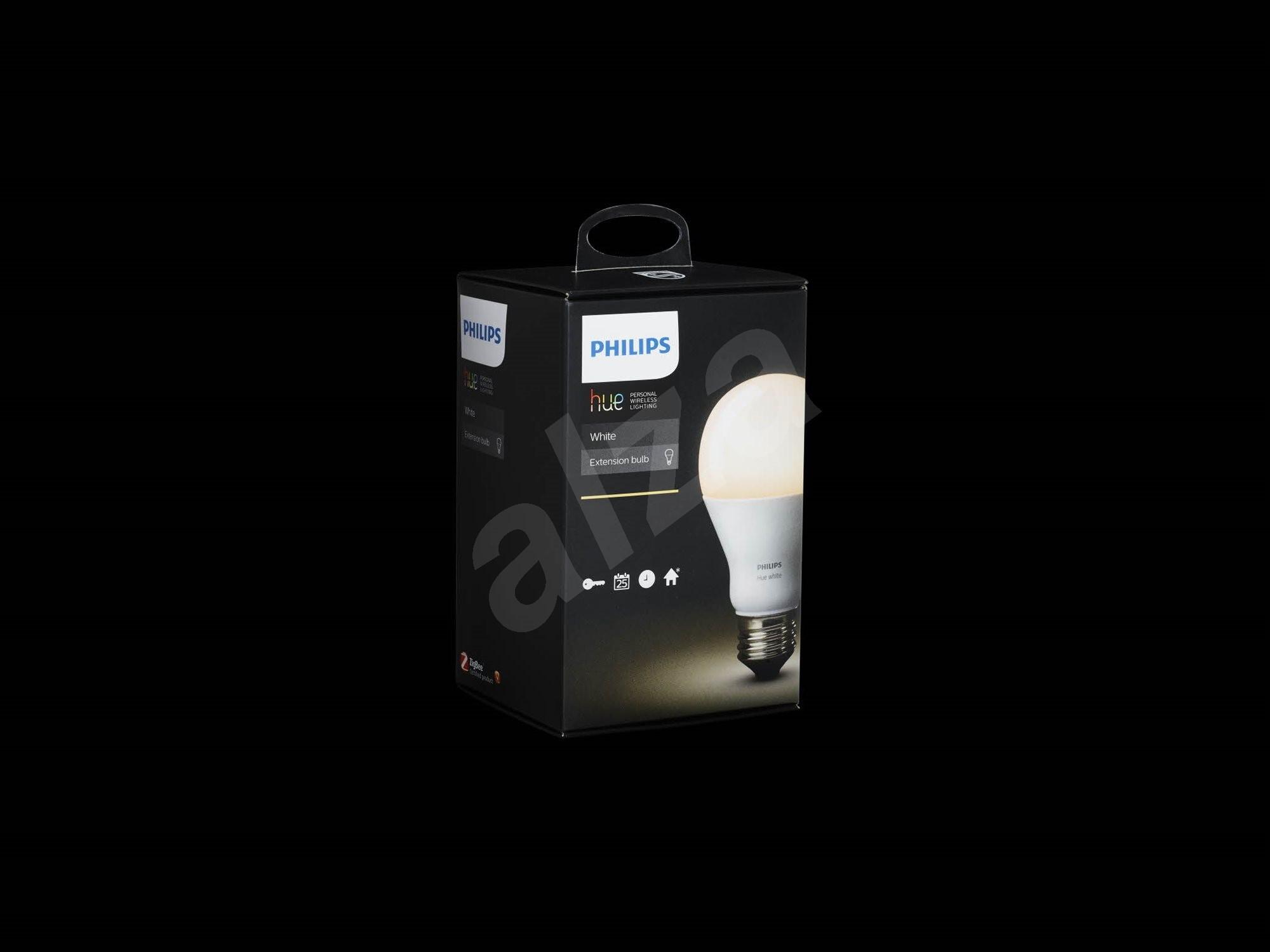 philips hue white 9 5w e27 led bulb. Black Bedroom Furniture Sets. Home Design Ideas