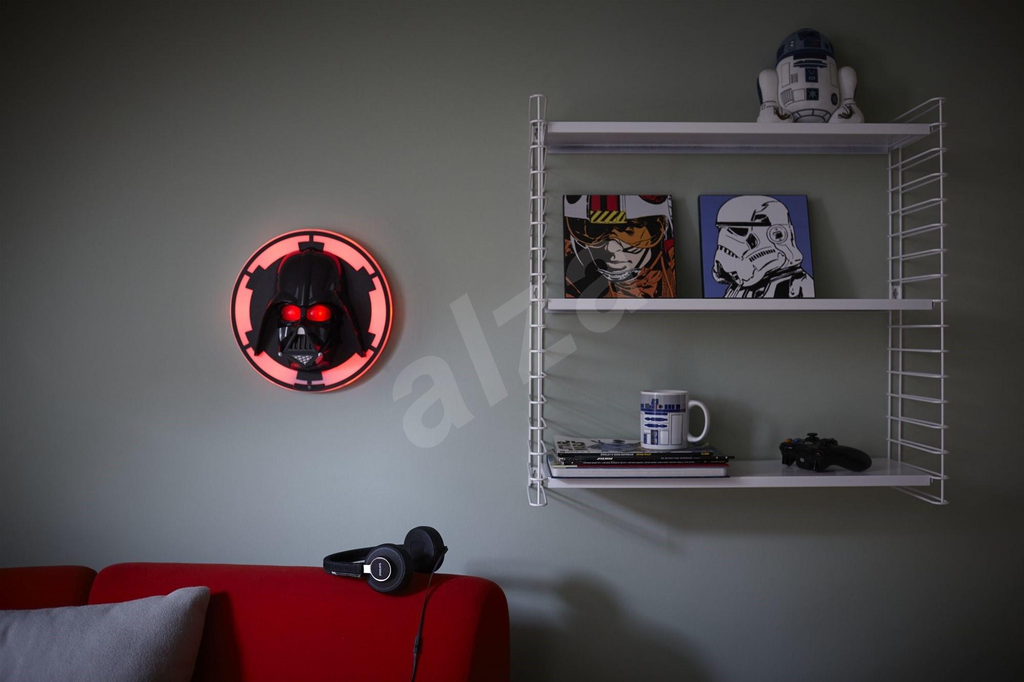 disney star wars philips 71936 30 p0 lampe. Black Bedroom Furniture Sets. Home Design Ideas