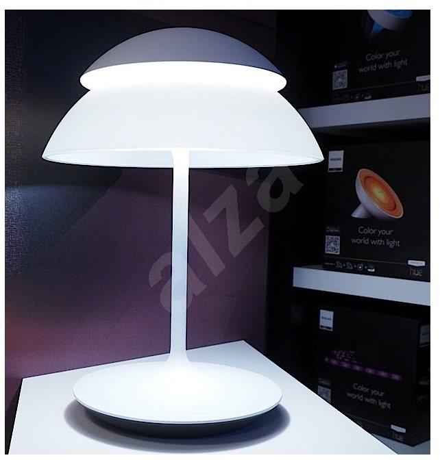 philips hue beyond tischlampe lampe. Black Bedroom Furniture Sets. Home Design Ideas