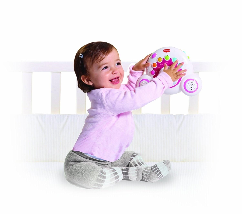 Soothe n groove princess mobile crib toy for Princess crib mobile