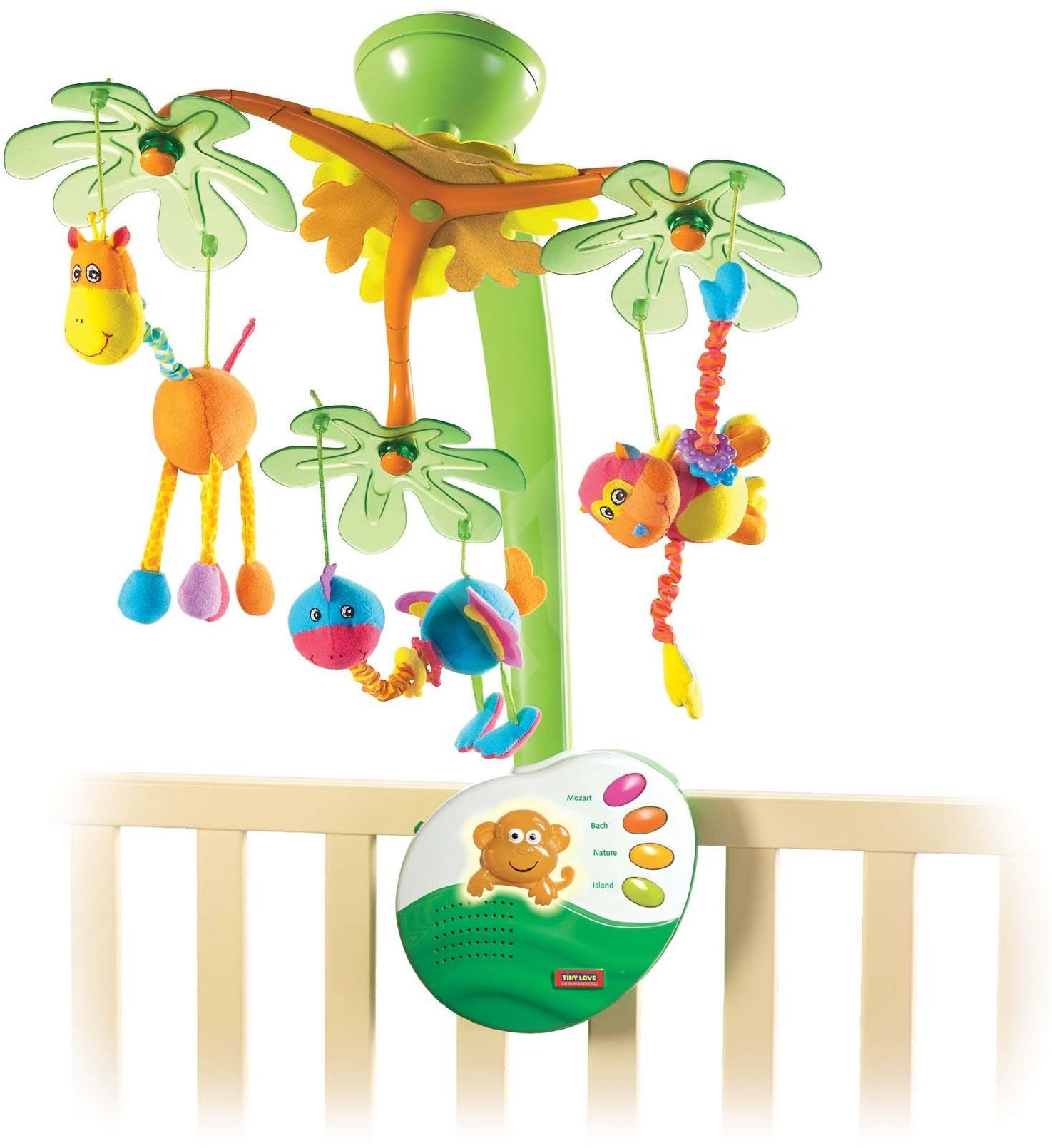 Best Crib Toys For Babies : Sweet island dream carousel crib toy alzashop