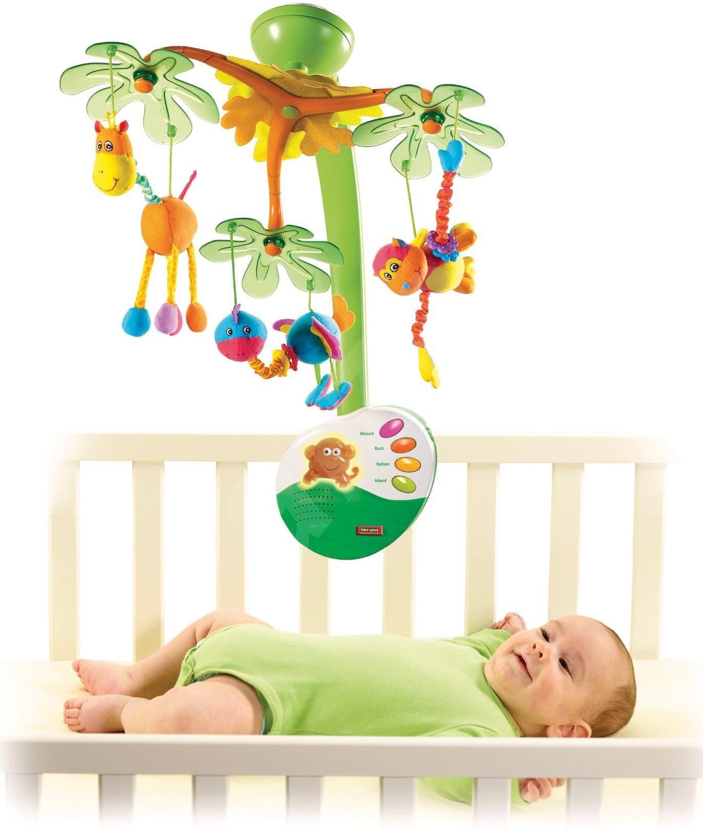 Sweet Island Dream Carousel Crib Toy Alzashop Com