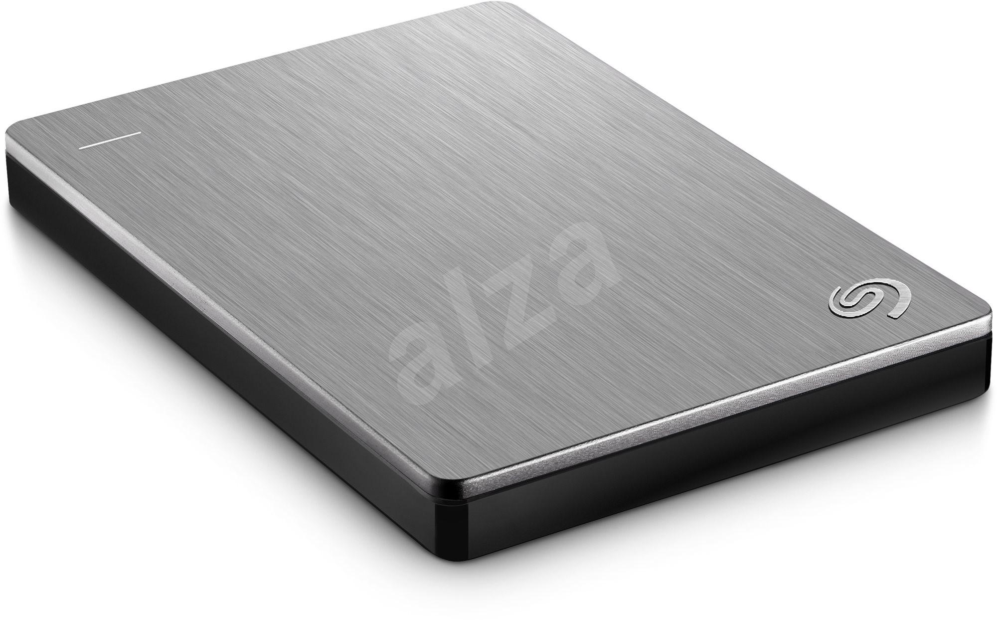 backup plus seagate flaches und portables 2tb silber. Black Bedroom Furniture Sets. Home Design Ideas