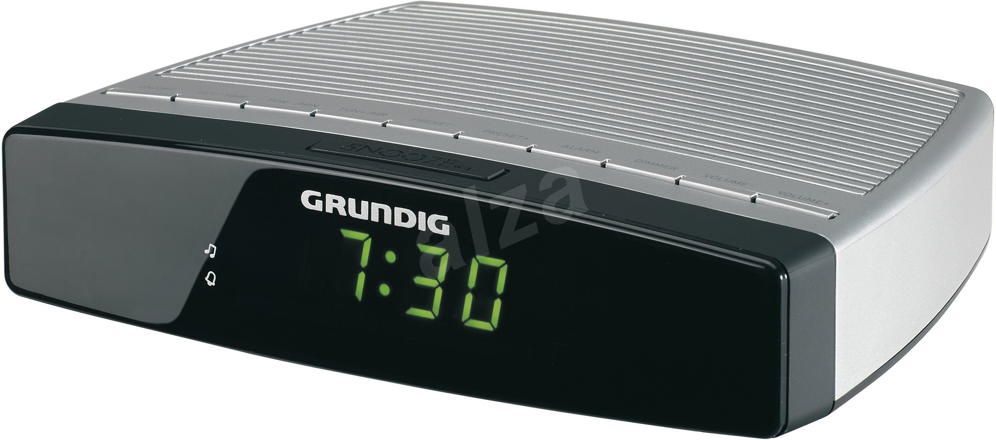 grundig sonoclock 600 radio alarm clock. Black Bedroom Furniture Sets. Home Design Ideas