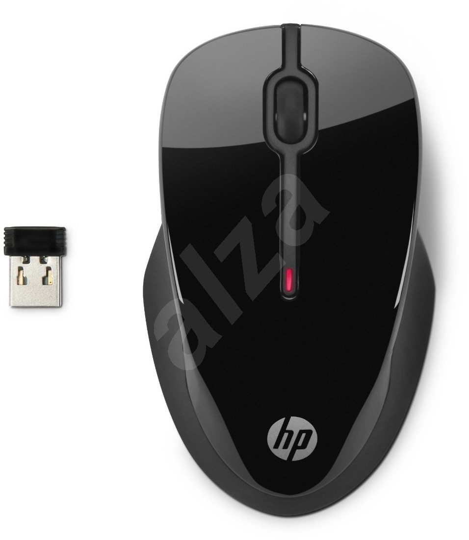 hp how to connect wireless mouse