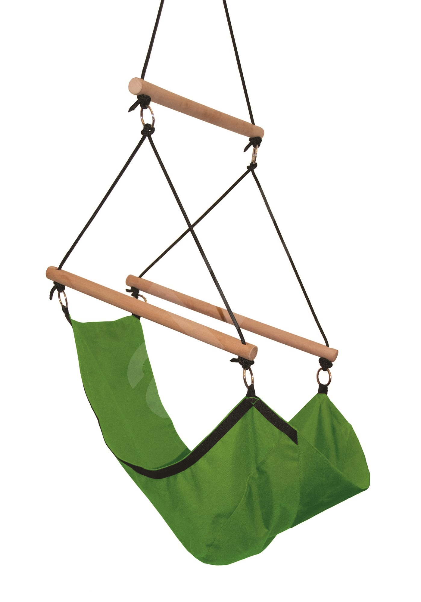 Rocking chair fabric - green