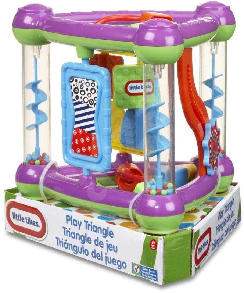 Fun box - triangles - Didactic Toy | Alzashop.com