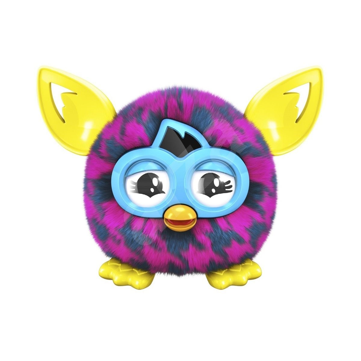 Furby Furblings - Purple Houndstooth - Interactive Toy | Toys