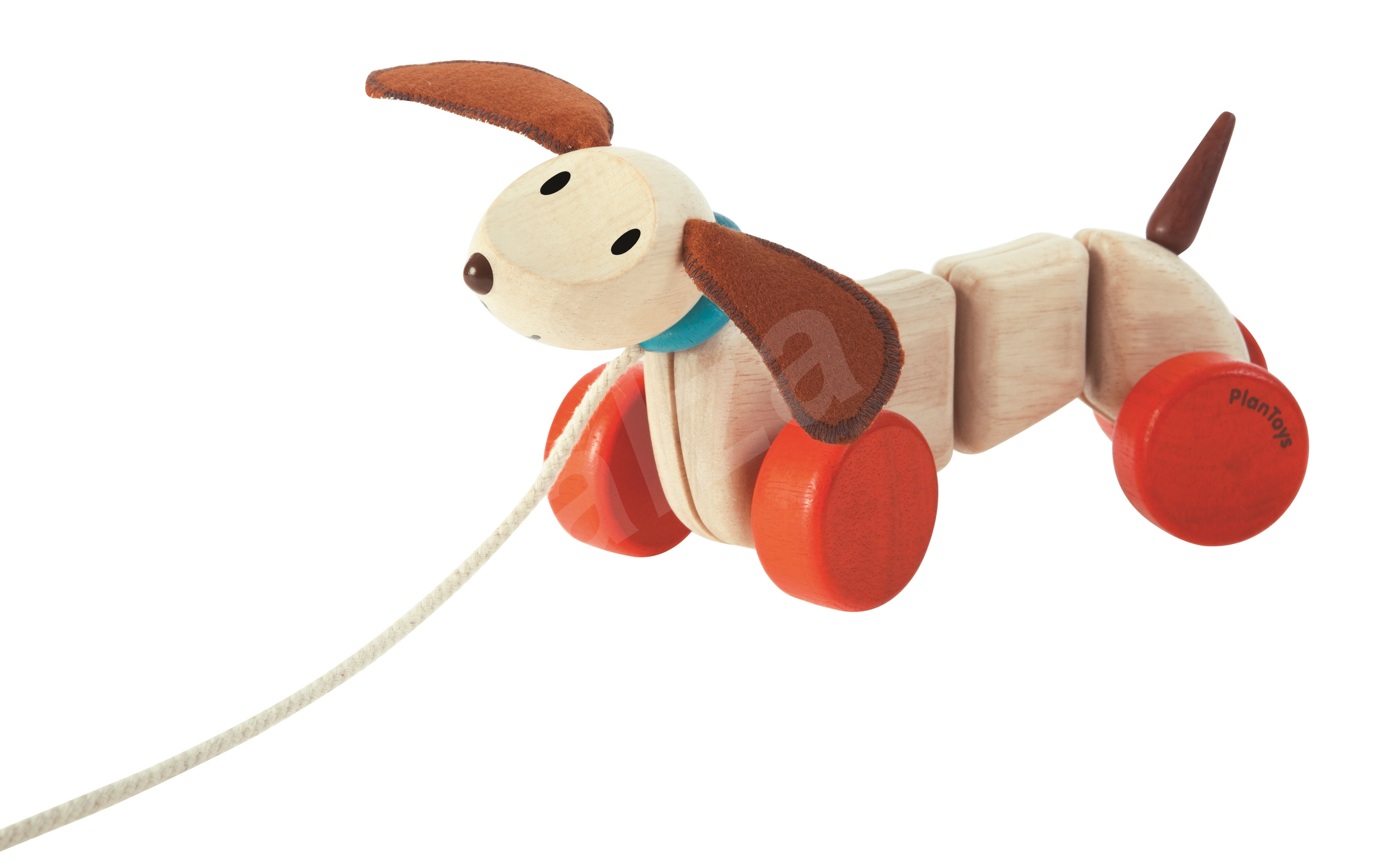 Push And Pull Toys : Happy puppy push and pull toy alzashop