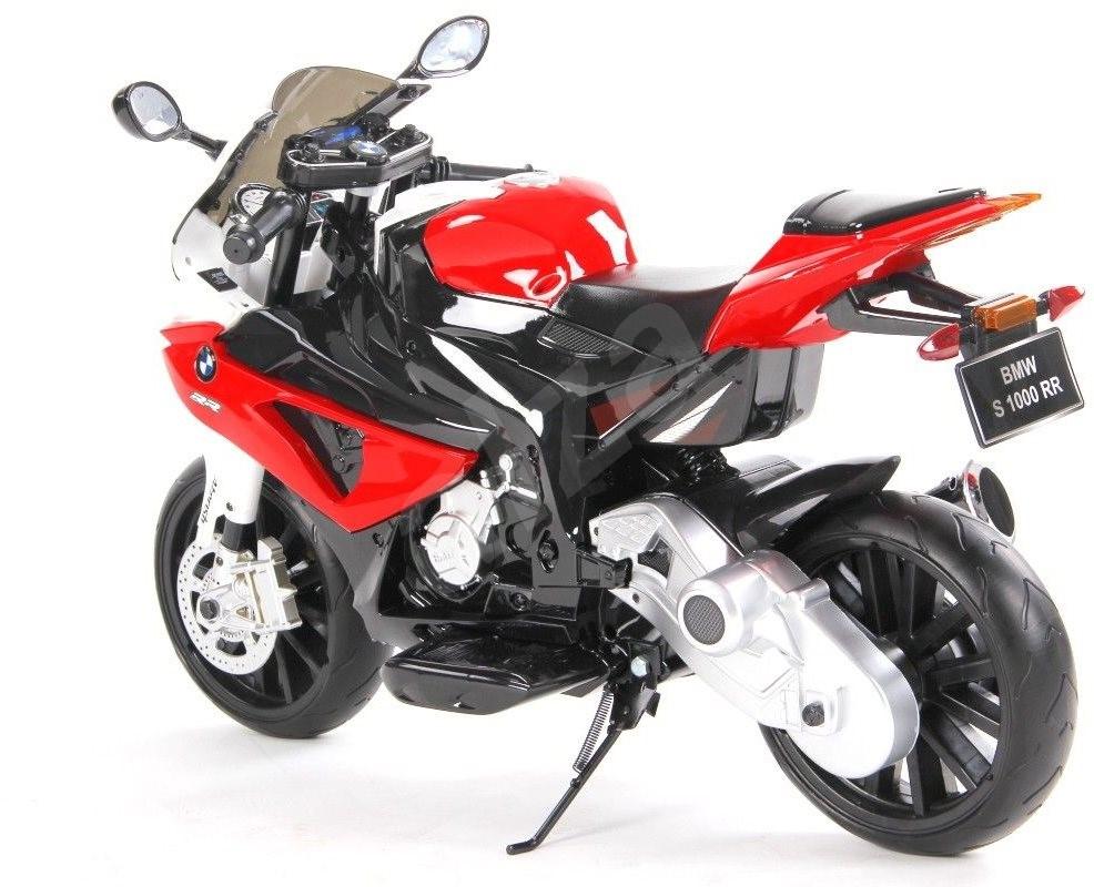 bmw s1000 red elektro motorrad. Black Bedroom Furniture Sets. Home Design Ideas