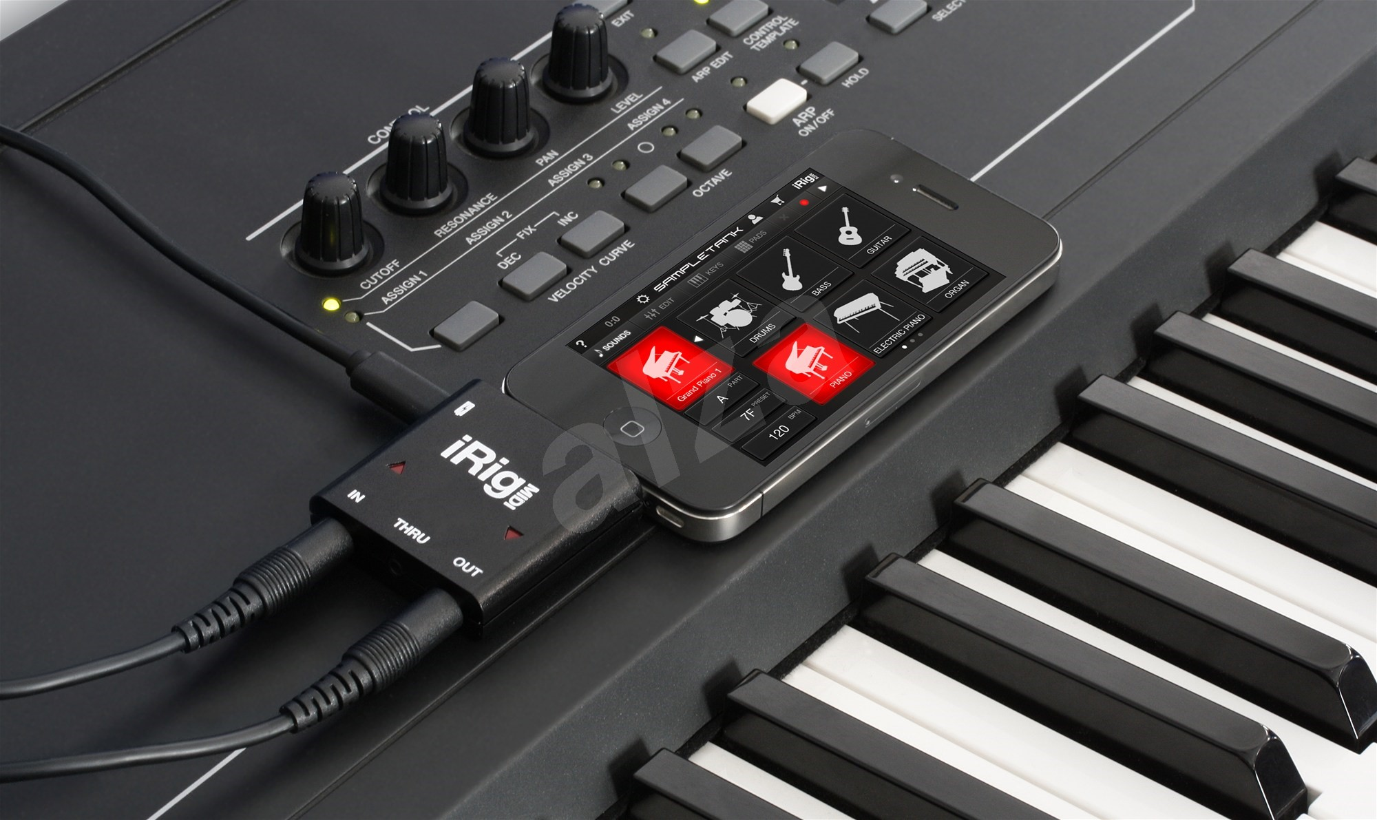 how to connect irig to pc