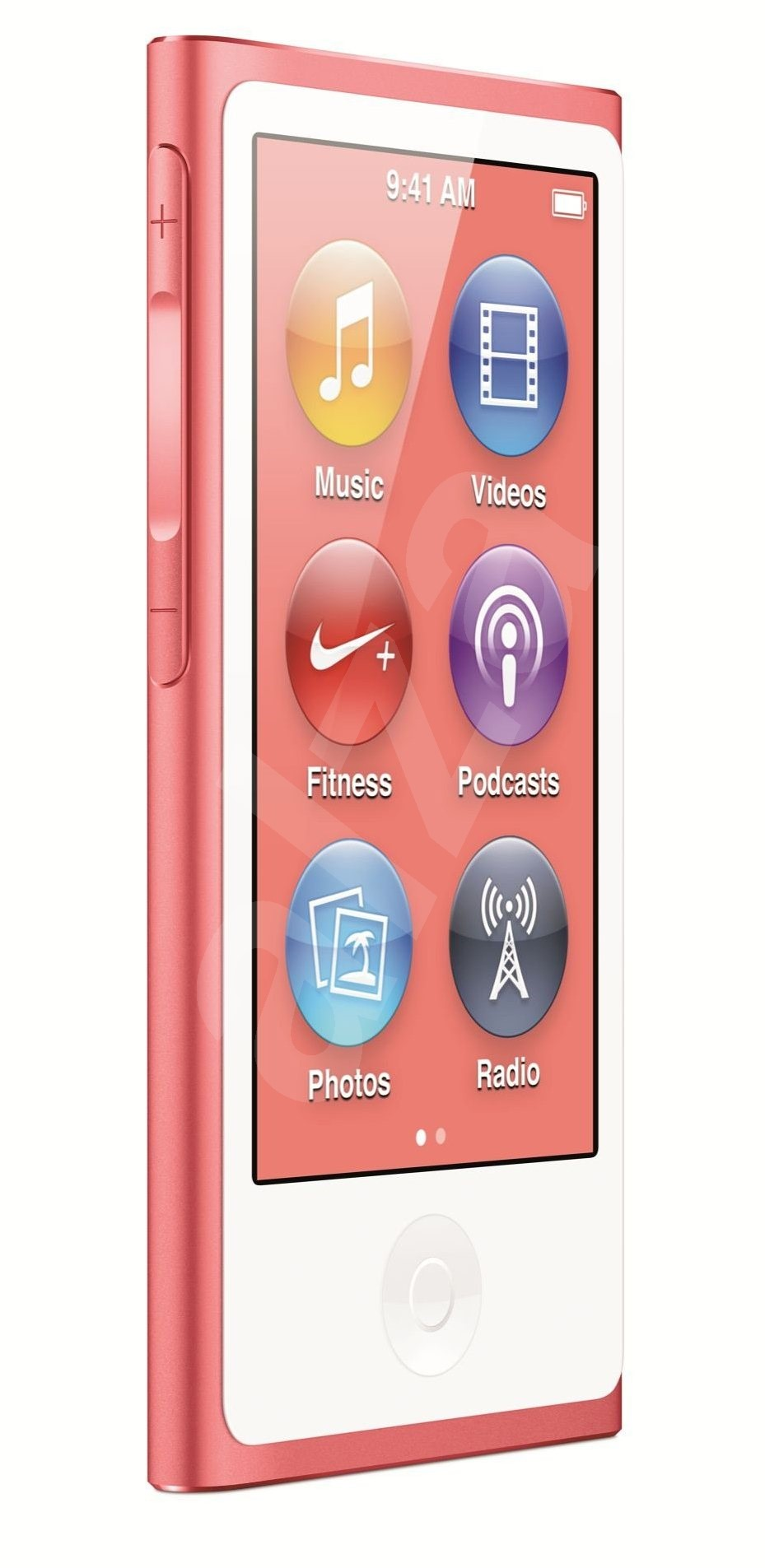 apple ipod nano 16gb pink 7th gen mp3 player. Black Bedroom Furniture Sets. Home Design Ideas