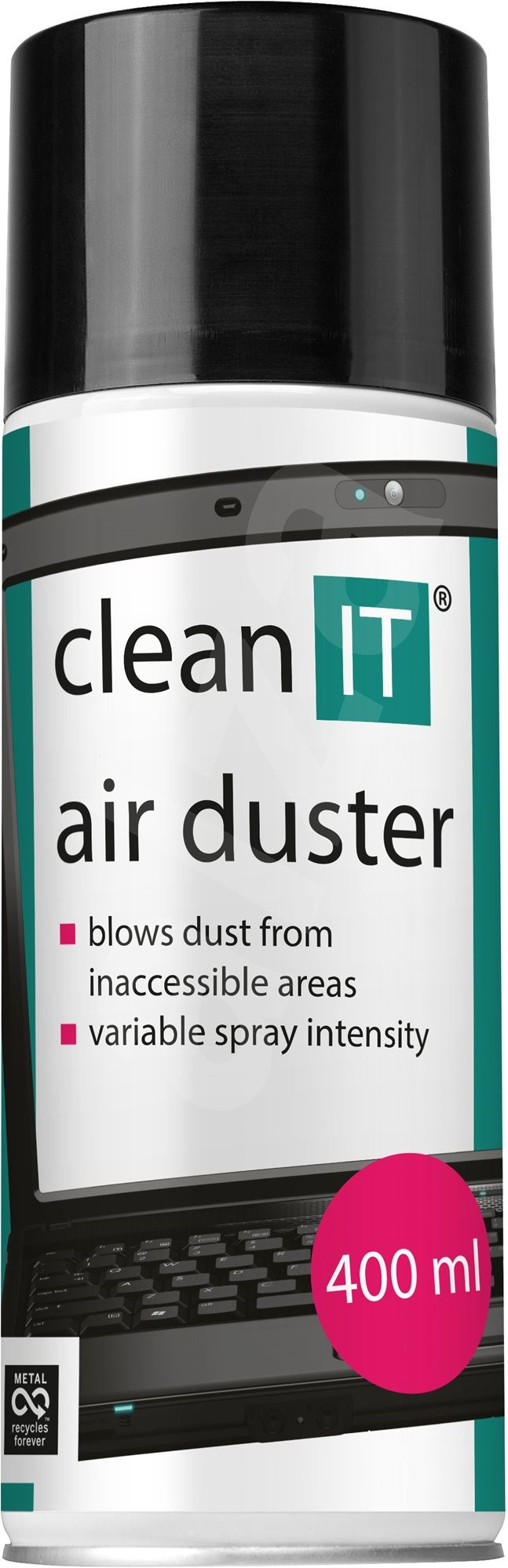 clean it air duster 400g cleaner. Black Bedroom Furniture Sets. Home Design Ideas