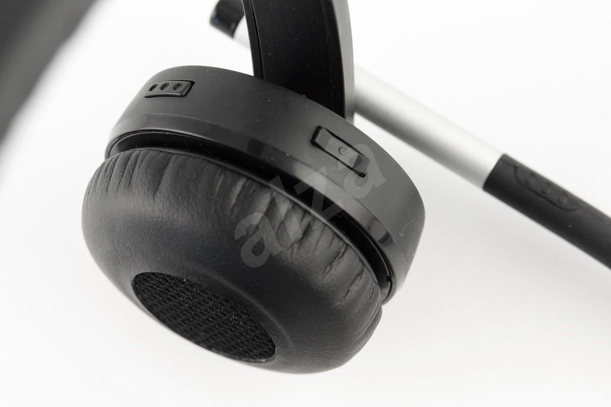 Logitech Wireless Headset Mono H820e Receiver With