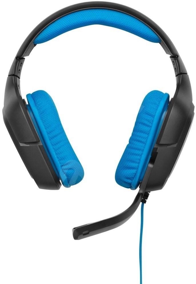 logitech g430 surround sound gaming headset kopfh rer. Black Bedroom Furniture Sets. Home Design Ideas