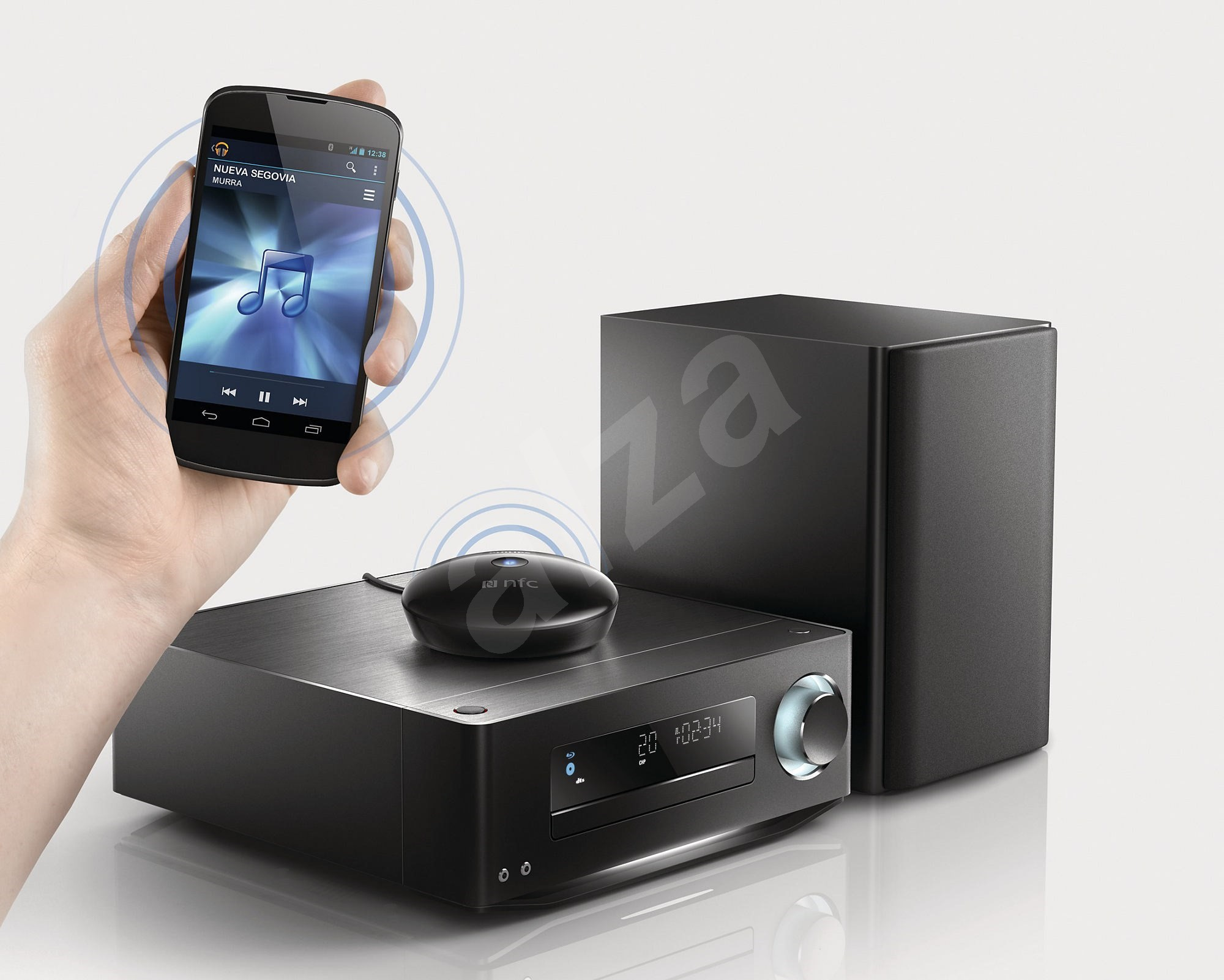 bluetooth adapt r philips aea2500. Black Bedroom Furniture Sets. Home Design Ideas