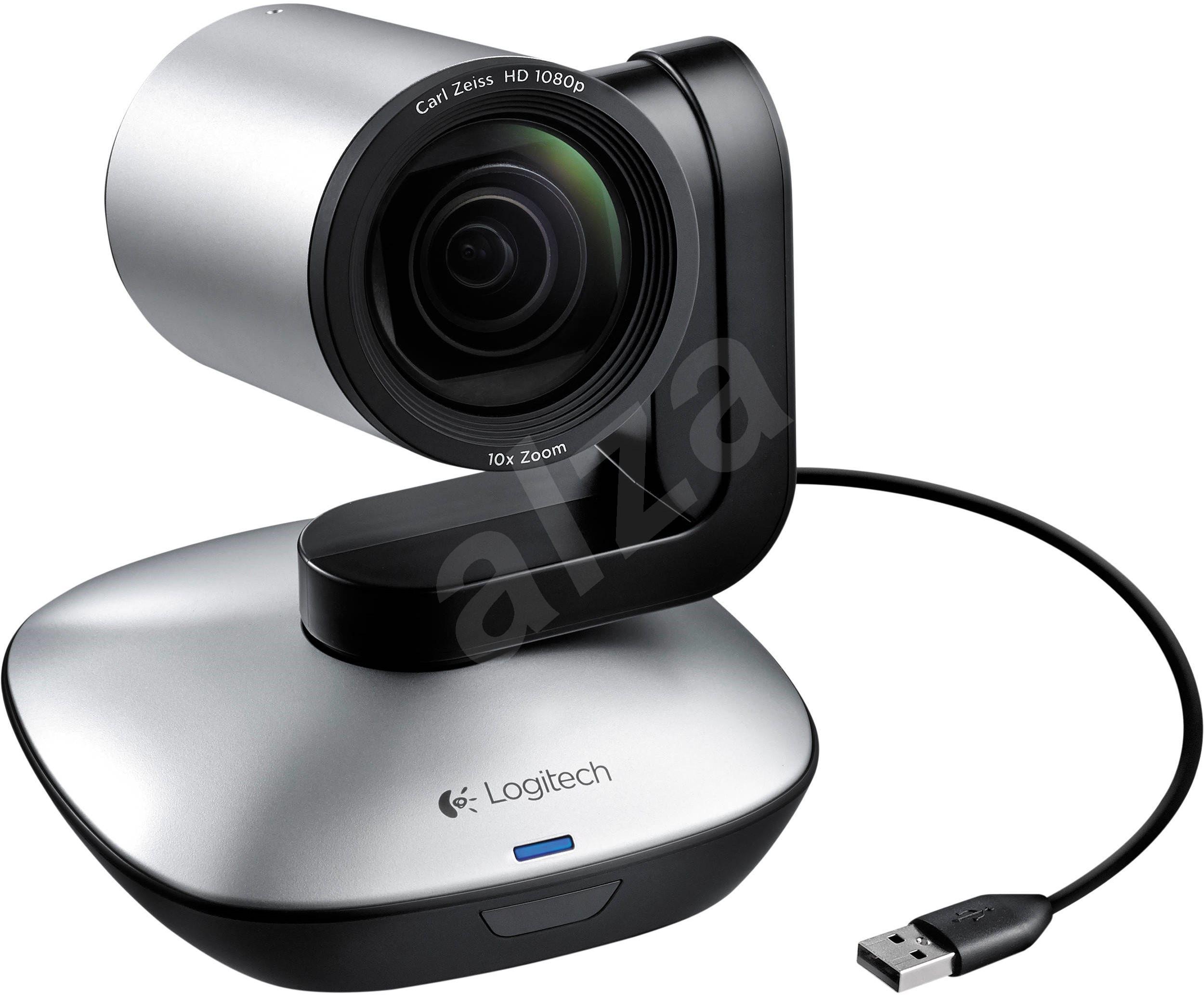 Logitech Pro Ptz Camera Webcam Alzashop Com