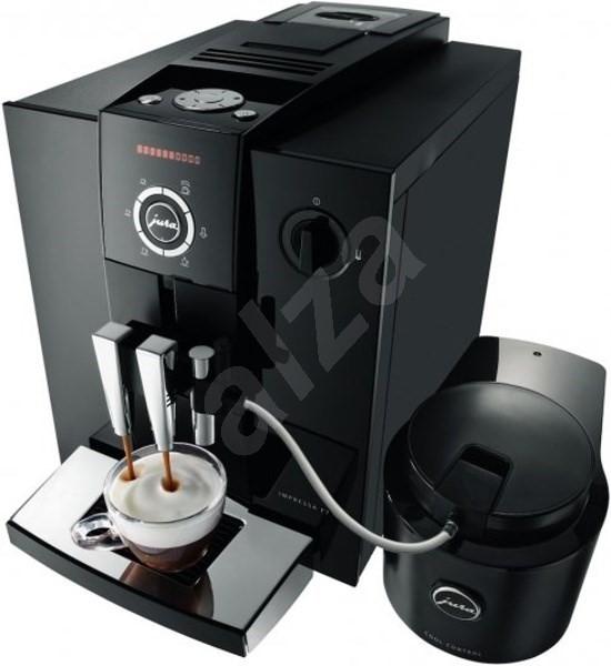 jura impressa f7 black espresso. Black Bedroom Furniture Sets. Home Design Ideas