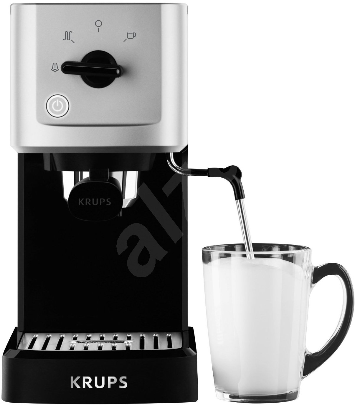 krups calvi manual xp344010 hebel kaffeemaschinen. Black Bedroom Furniture Sets. Home Design Ideas