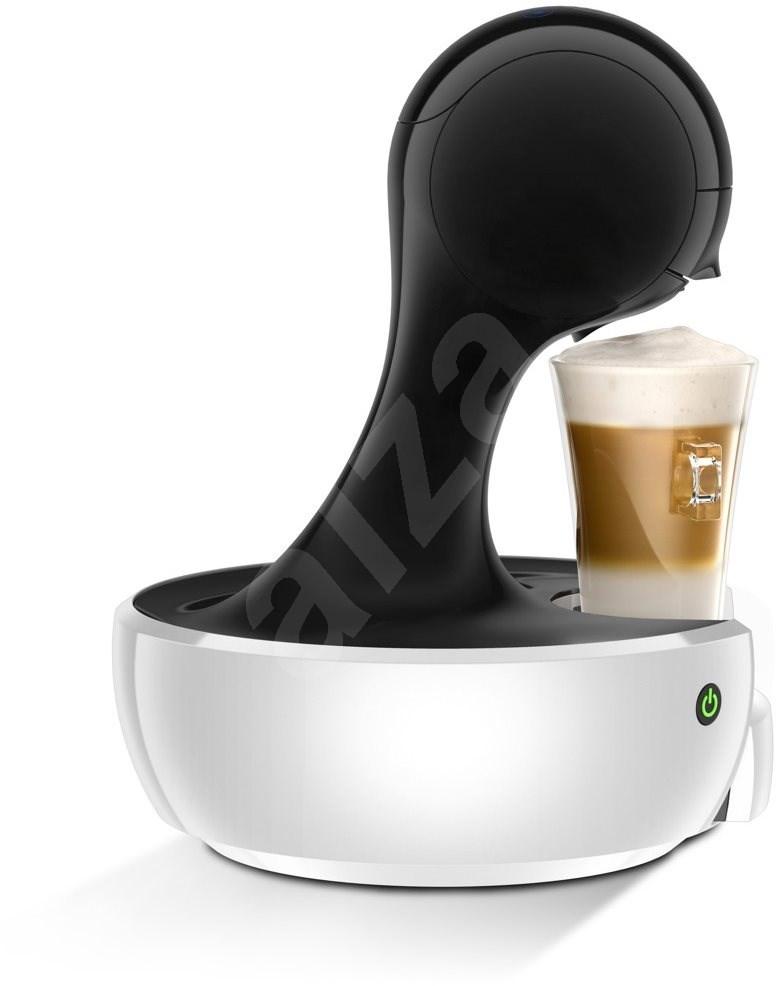 krups nescafe dolce gusto kp3501 white drop capsule. Black Bedroom Furniture Sets. Home Design Ideas