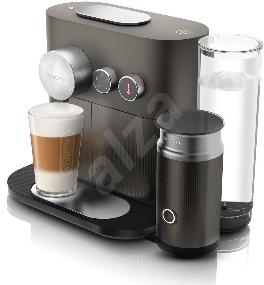 nespresso delonghi expert en355 gae capsule coffee. Black Bedroom Furniture Sets. Home Design Ideas