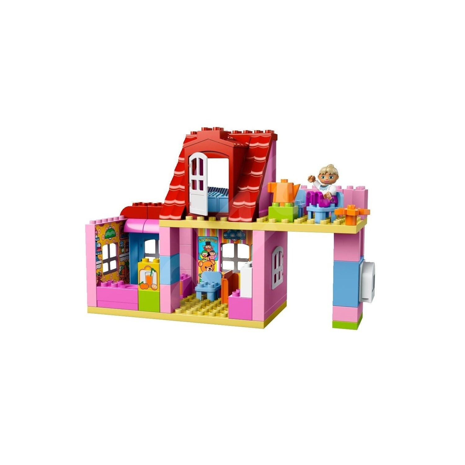 lego duplo lego ville 10505 playhouse building kit. Black Bedroom Furniture Sets. Home Design Ideas