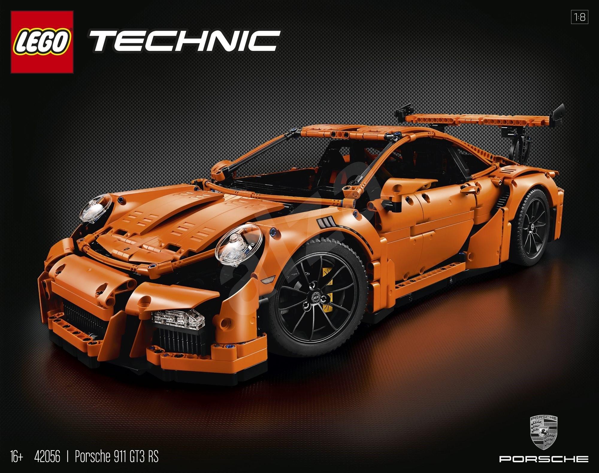 lego technic 42056 porsche 911 gt3 rs stavebnice. Black Bedroom Furniture Sets. Home Design Ideas