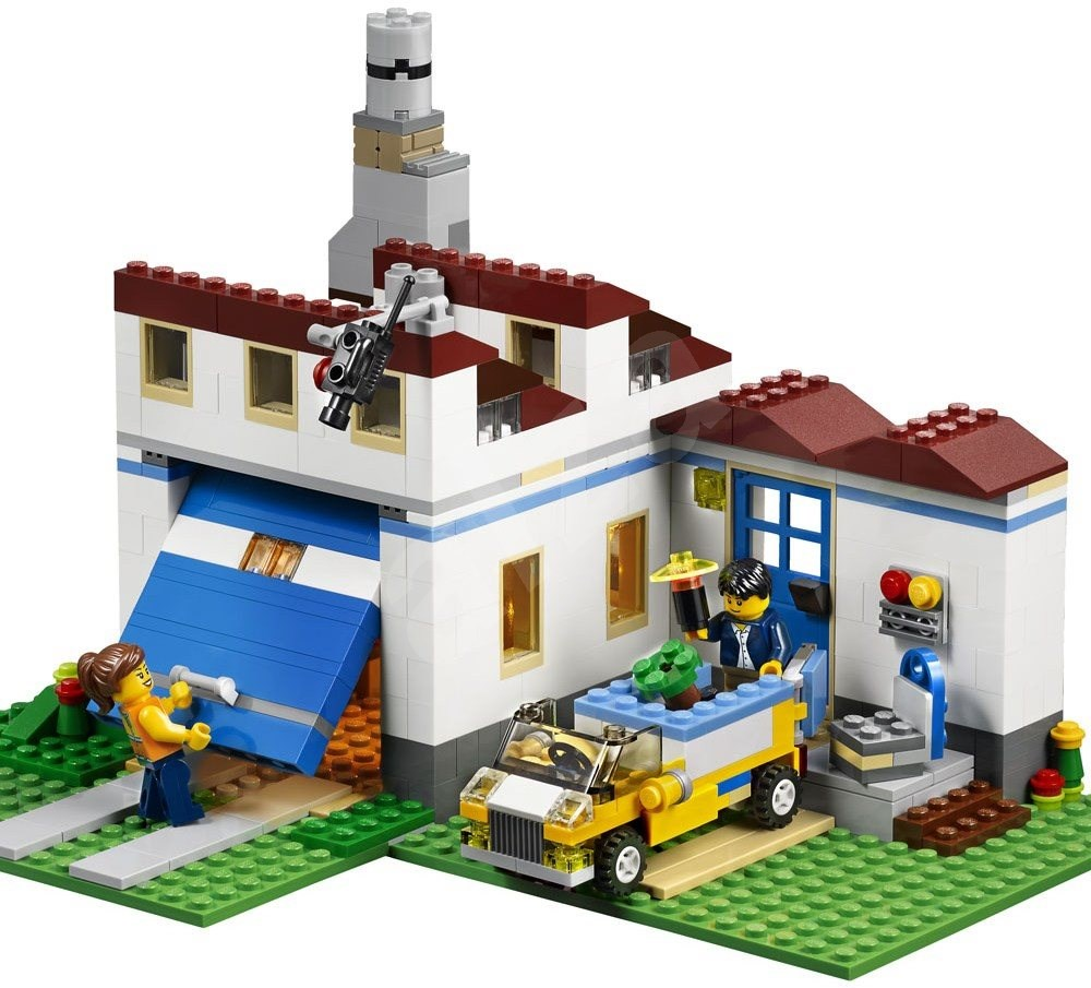 Lego Creator Family House 31012 Building Kit