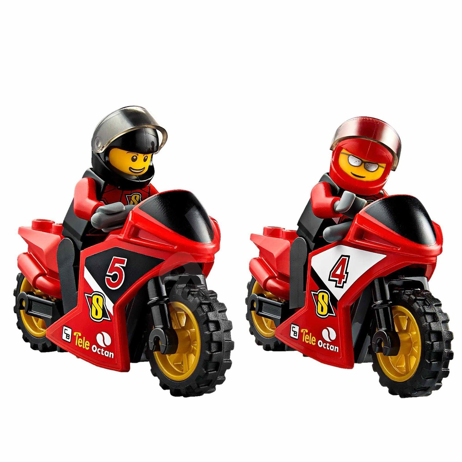 Lego City 60084 Great Vehicle Transportation Truck Racing Bikes D2293391 on Latest Writing On The Wall 3