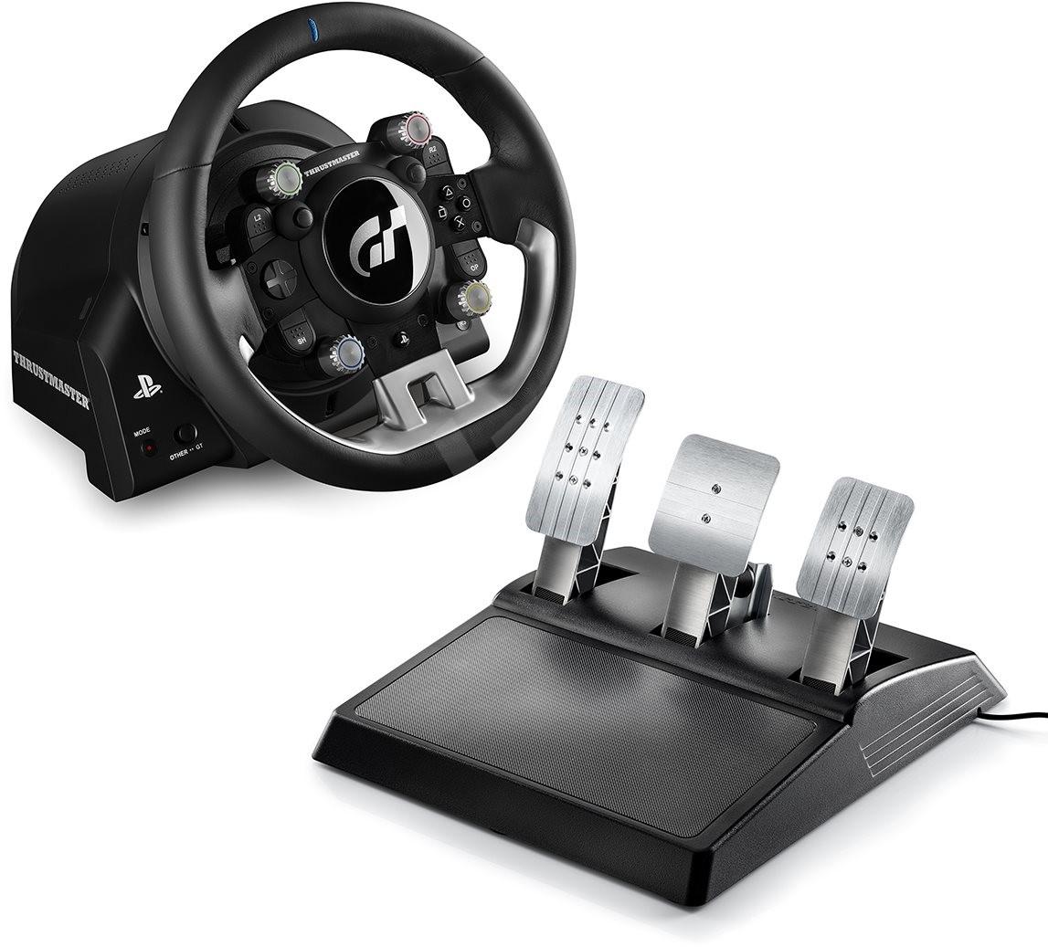 thrustmaster t gt steering wheel. Black Bedroom Furniture Sets. Home Design Ideas