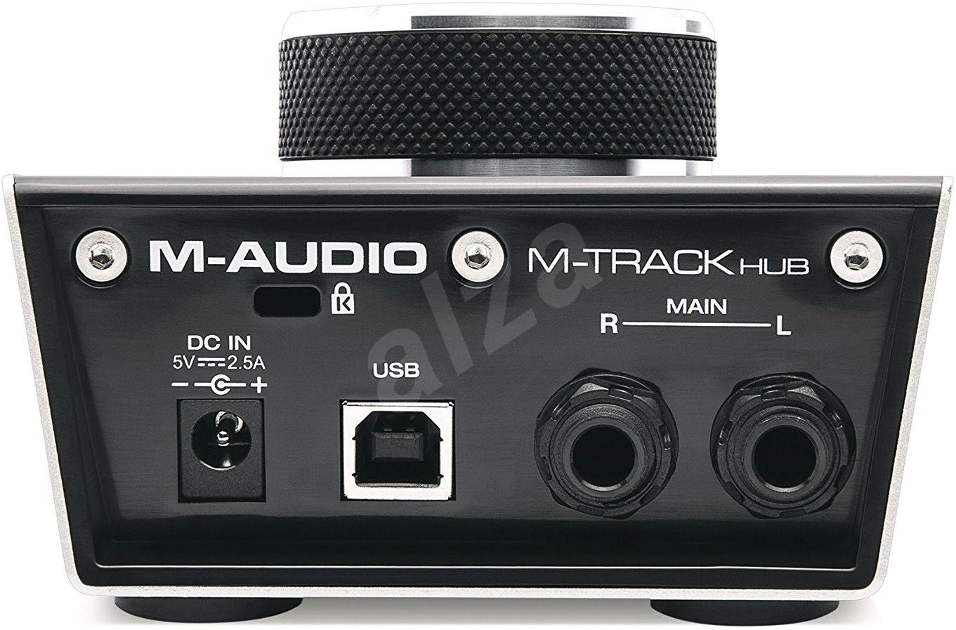 m audio m track hub sound card. Black Bedroom Furniture Sets. Home Design Ideas
