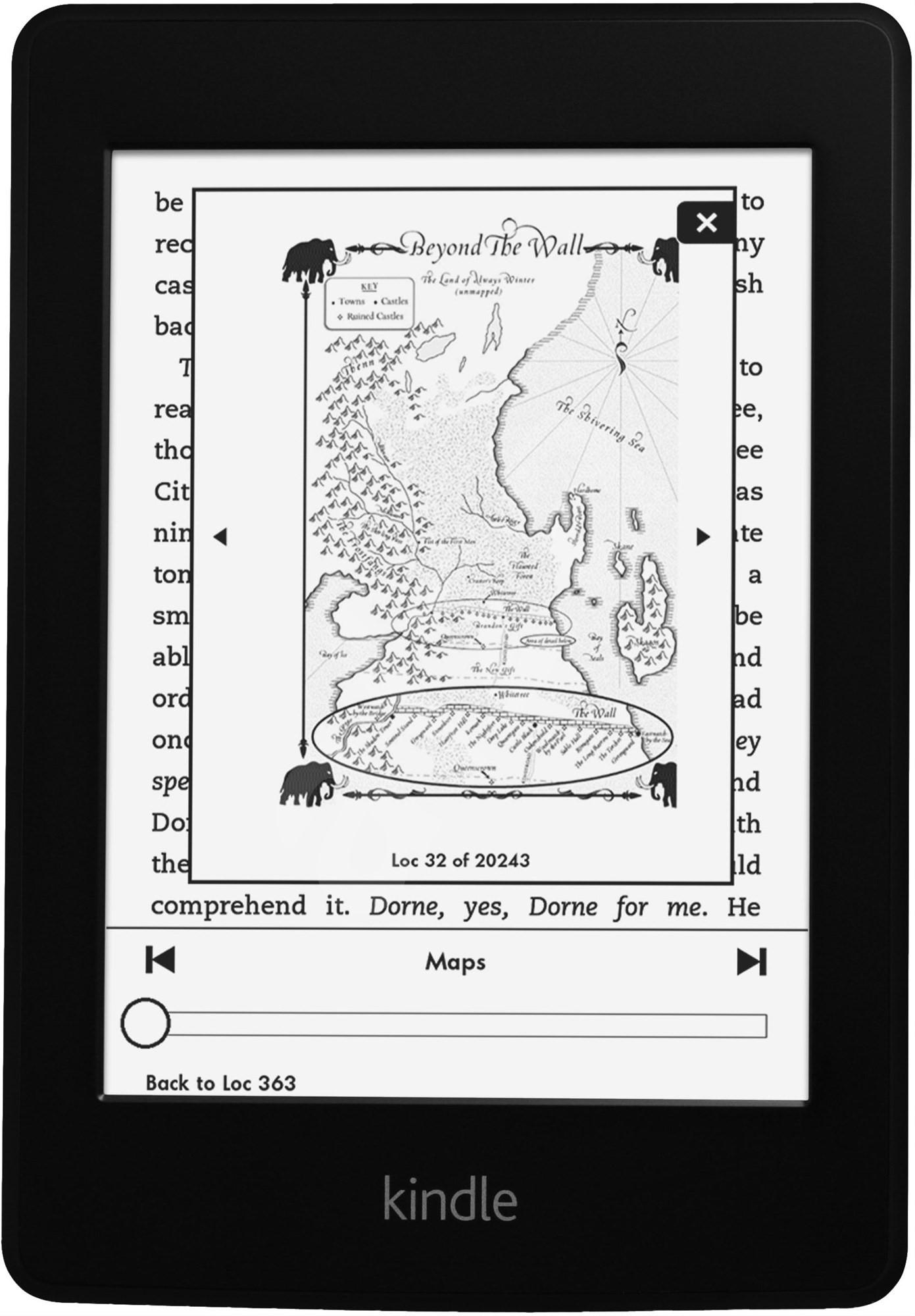 Amazon Kindle Paperwhite 2 4gb No Ads E Book Reader