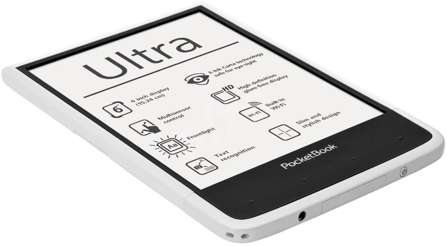 Ebook Reader Pocketbook 650 Ultra White Alzashop Com
