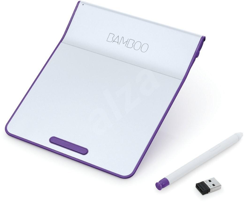 Wacom Bamboo Pad - Graphics tablet | Alzashop.com