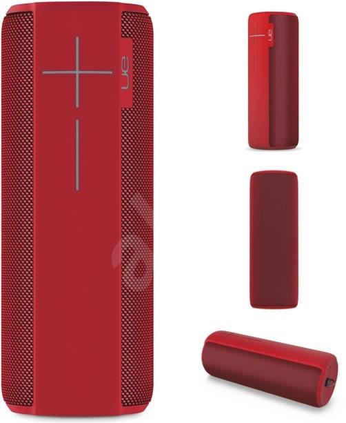 logitech ultimate ears megaboom lava red bluetooth lautsprecher. Black Bedroom Furniture Sets. Home Design Ideas