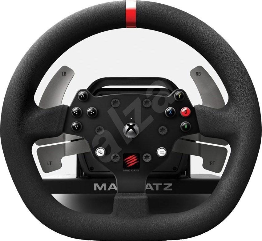 mad catz pro racing force feedback wheel und pedale. Black Bedroom Furniture Sets. Home Design Ideas