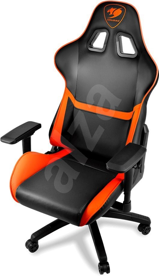 cougar armor gaming chair gaming stuhl. Black Bedroom Furniture Sets. Home Design Ideas