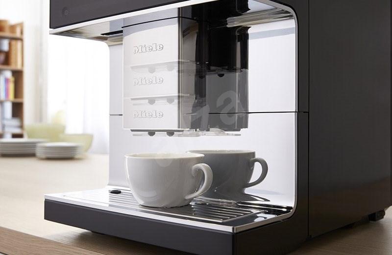 miele cm 7500 ern automatick k vovar. Black Bedroom Furniture Sets. Home Design Ideas